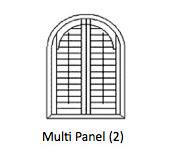 Kształty okiennic drewnianych