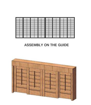 Montaż okiennic shutters na prawdnicy